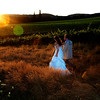 Sara & Drew : King Estate Winery